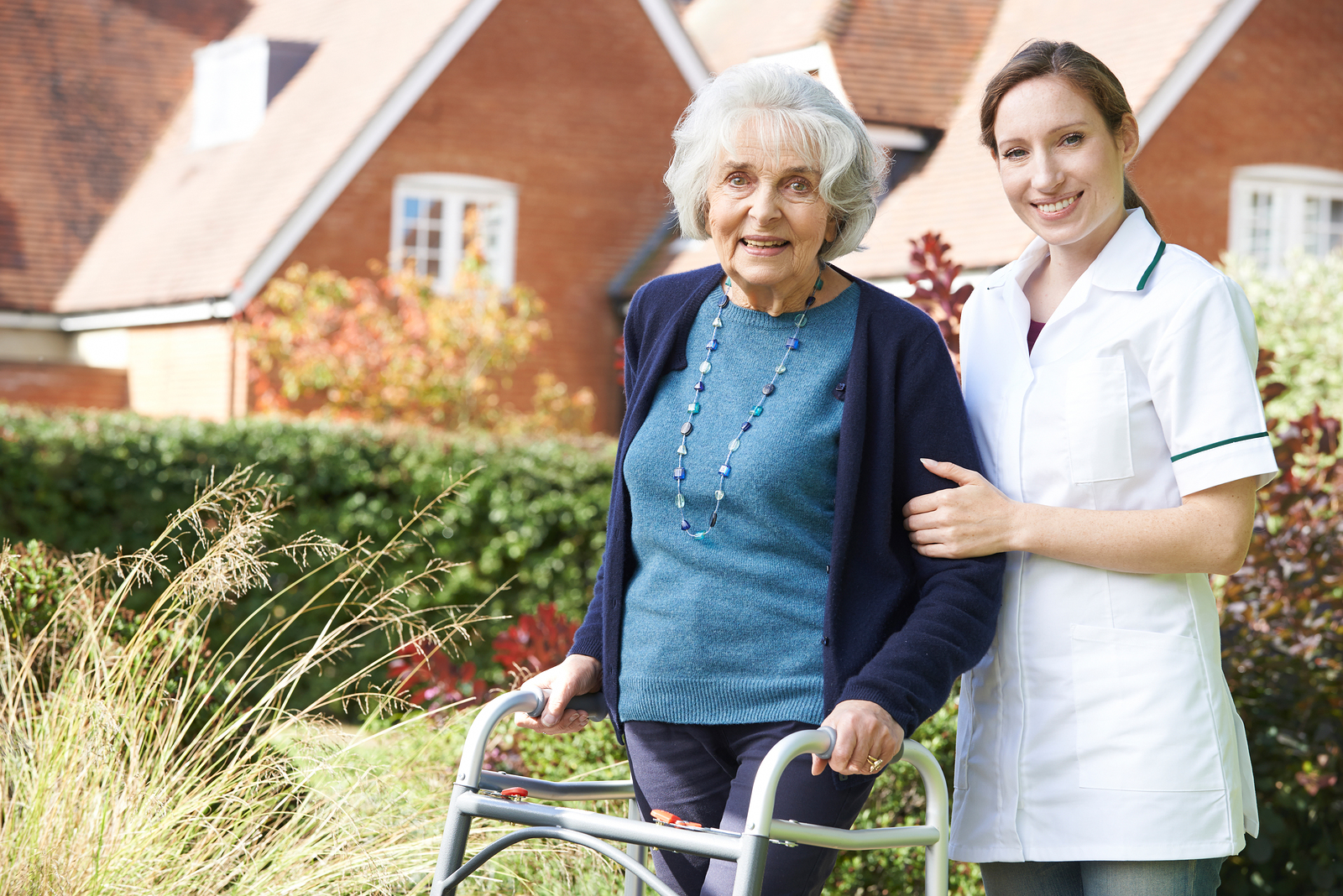 Home Care in Pittsburgh: Let us do the work, while the caregiver takes a break!