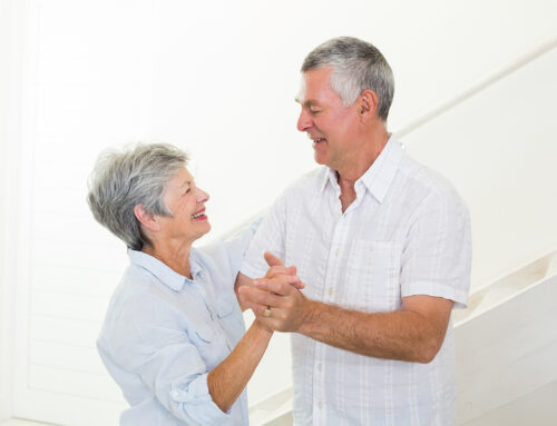 Why Your Aging Parent Should Take Up Dancing