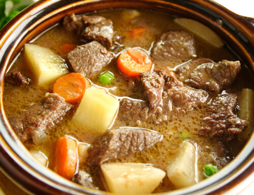 Cold Weather and Warm Soup: Recipes for Elderly Adults