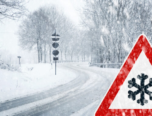 Four Tips for Safe Winter Driving for Your Senior