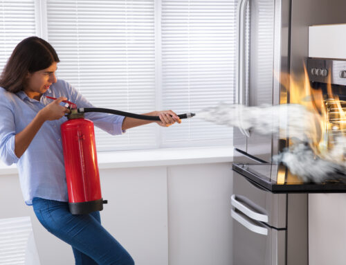 Modify Fire Safety Plans for Home-bound Seniors