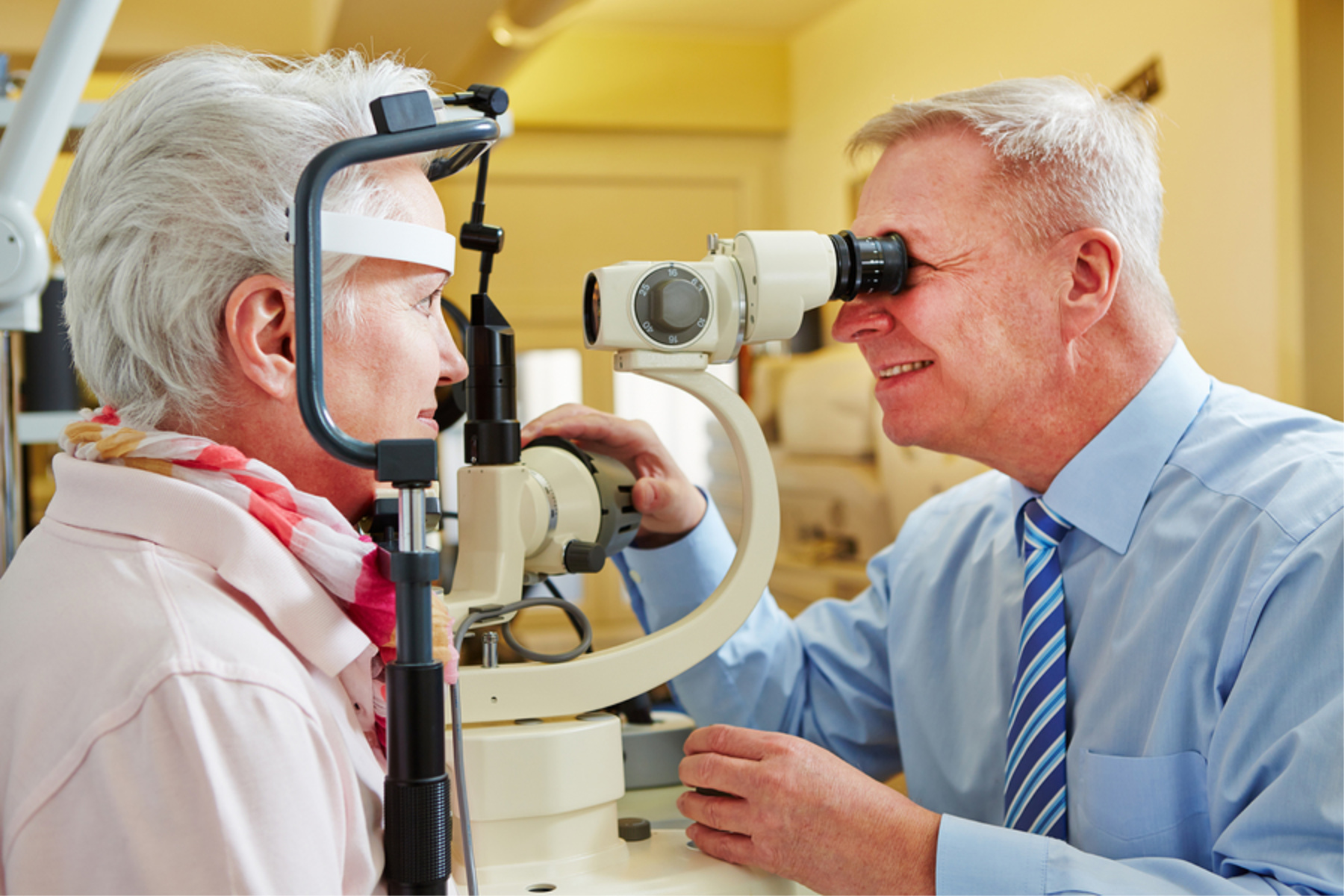 Caregiver in Pittsburgh PA: Macular Degeneration