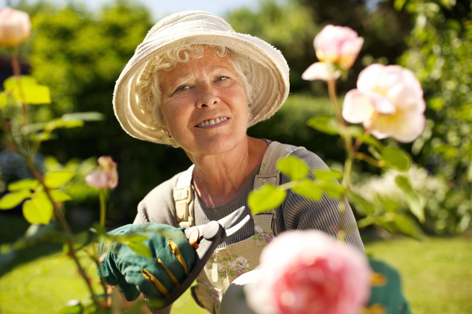 Home Care in Monroeville PA: Senior Gardening Benefits
