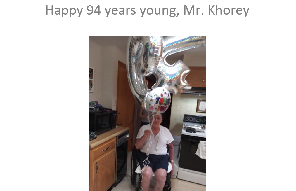 Home Care in Pittsburgh PA: Happy Birthday