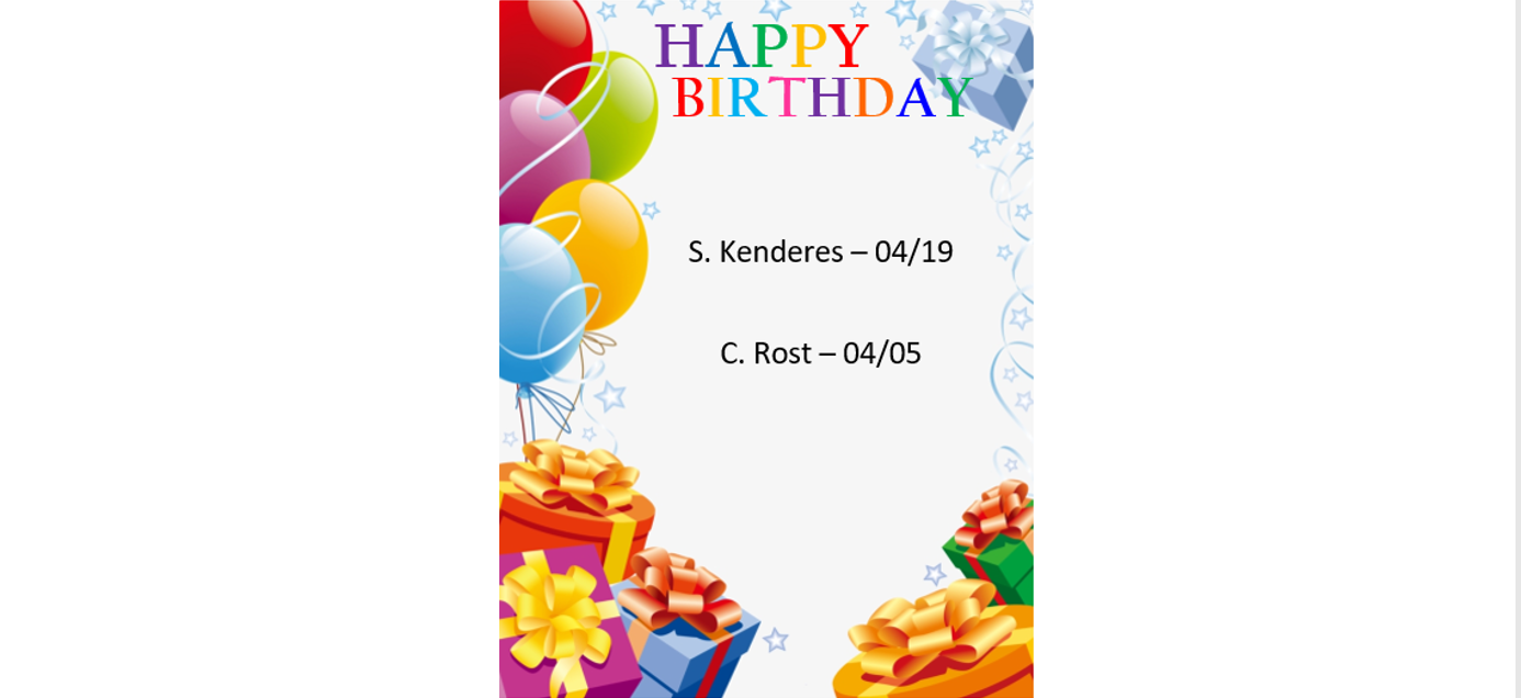 Home Care in Pittsburgh PA: Birthdays