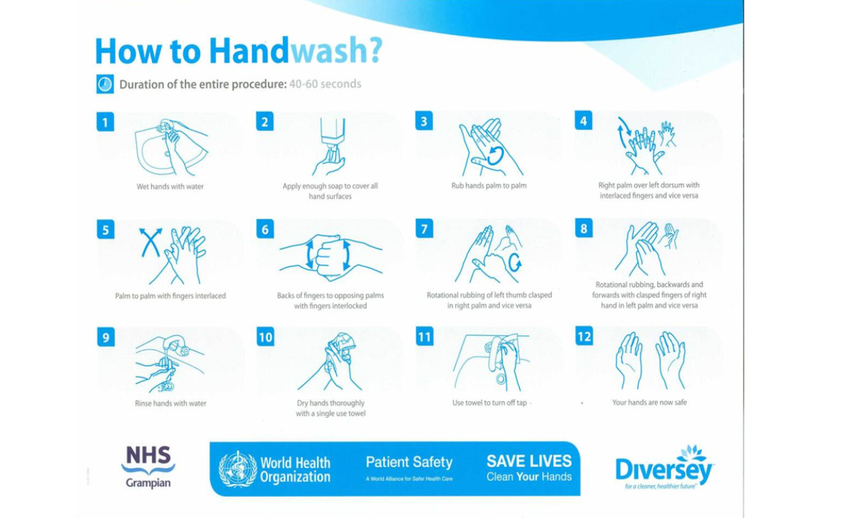 Home Care in Pittsburgh PA: Hand Washing