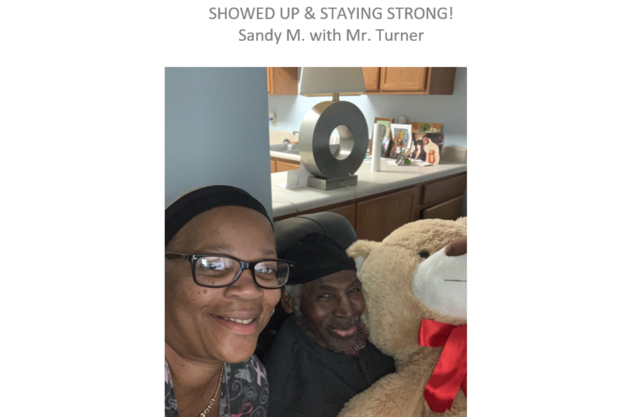 Home Care in Pittsburgh PA: Staying Strong