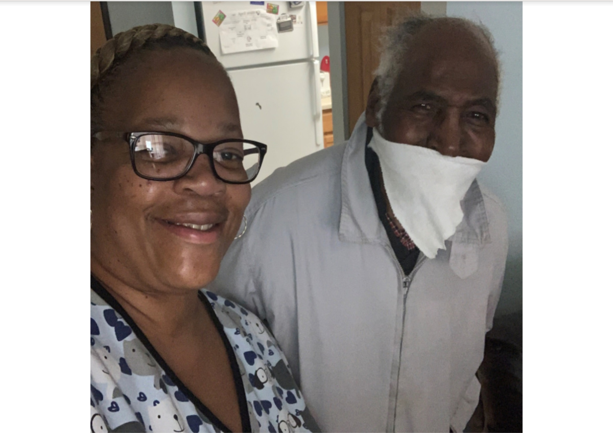 Home Care in Pittsburgh PA: Personal Masks
