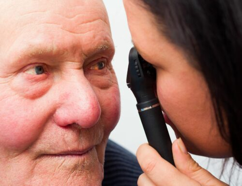 Low Vision May Be Common In Elders, But It Is Not Normal
