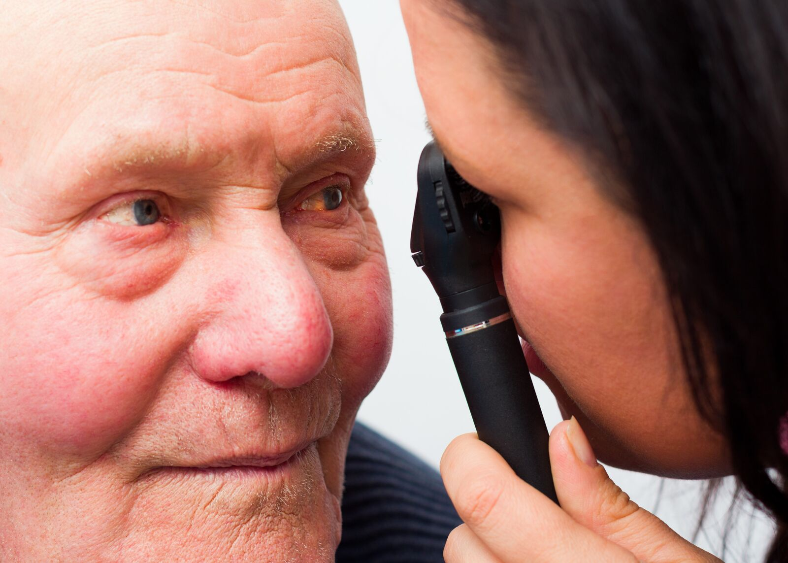 Home Care Services in East Pittsburgh PA: Senior Dry Eyes