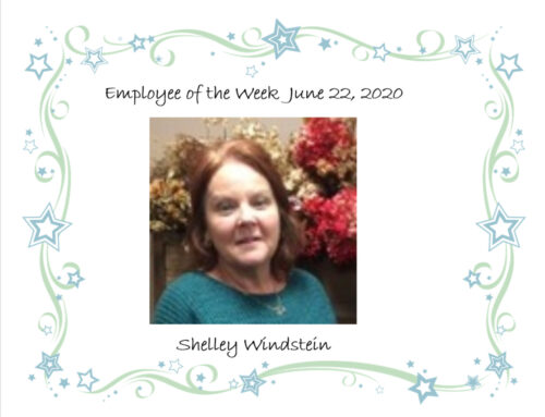 This weeks 52 Finest is Shelley Windstein!