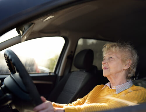 Safety Features Your Parents' Next Car Should Have