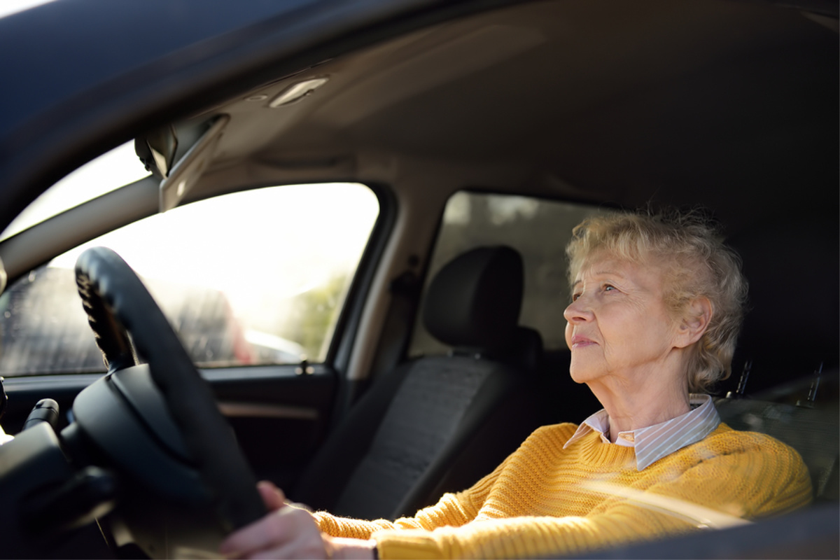 Senior Care in Clairton PA: Senior Car Safety Features