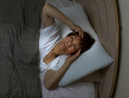 What Can Cause Sleep Problems for Your Senior?