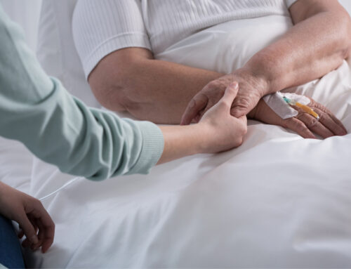 What Questions Should You Ask When Arranging IV Care for Your Mom?