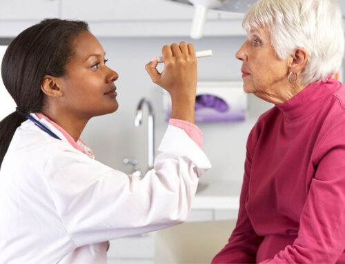 Managing Dry Eyes For Your Senior