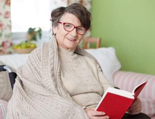 Could a Weighted Blanket Help Your Senior to Sleep Better?