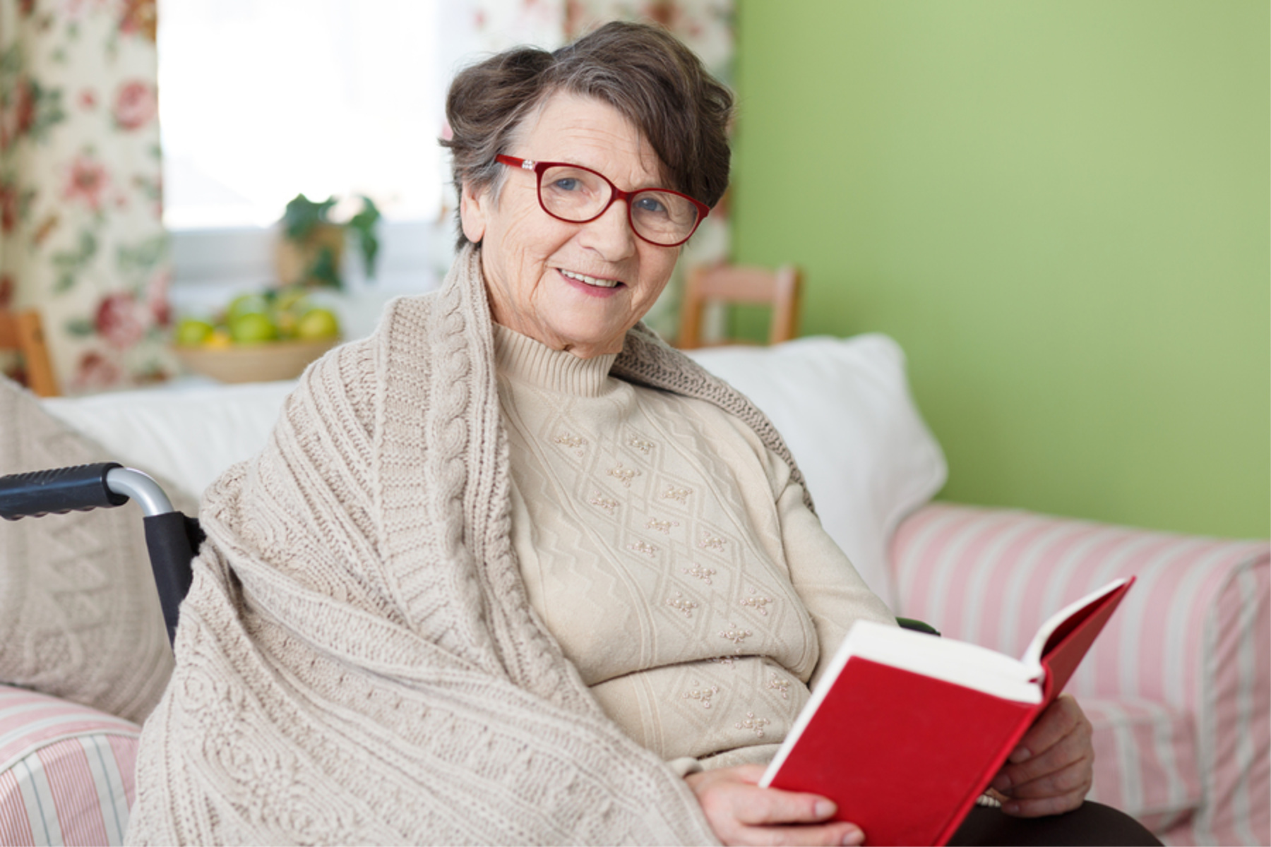 Elderly Care in West Mifflin PA: Weighted Blanket